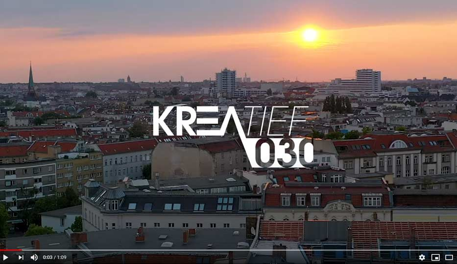 Showreel KreaTIEF030